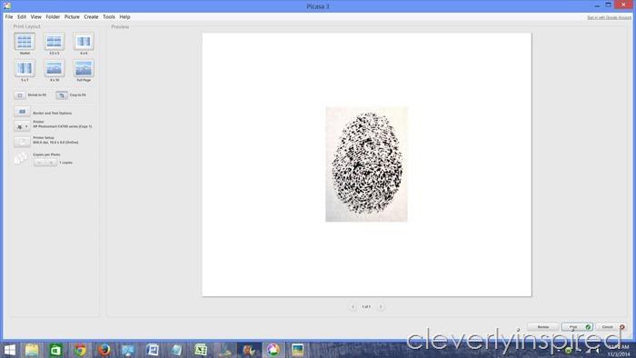 fingerprint christmas ornament (2)