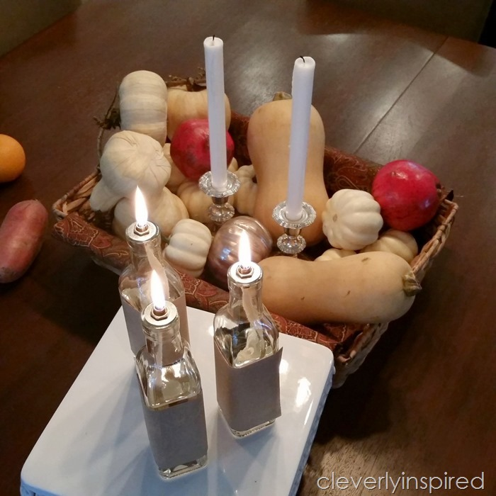 rustic thanksgiving tablescape @cleverlyinspired (14)