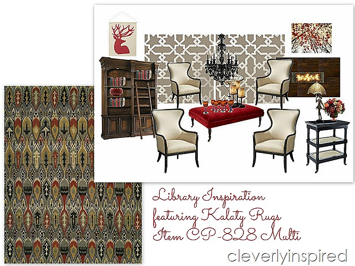 Dining room inspiration @cleverlyinspired (1)