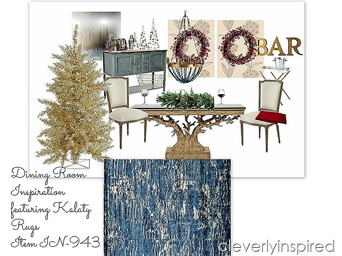 Dining room inspiration @cleverlyinspired (2)