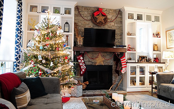 casual christmas decor @cleverlyinspired (5)