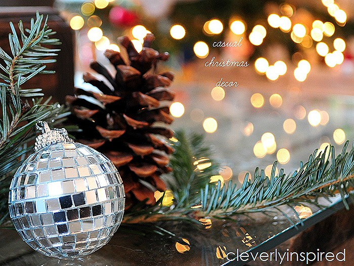 casual christmas decor @cleverlyinspired (9)