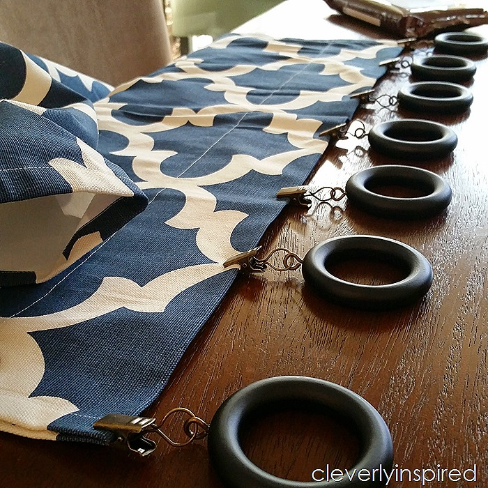 horseshoe curtain holders @cleverlyinspired (11)