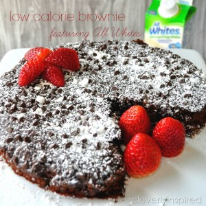 Low Calorie Brownie Recipe