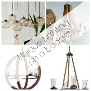 Unique Chandeliers for Family room