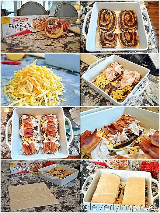Kentucky Hot Brown Baked Sandwich @cleverlyinspired (1)