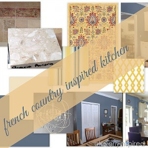 A French Country Inspired Kitchen: Reader Redesign