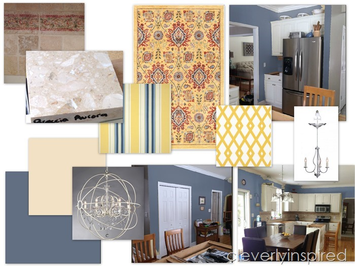 french county inspired kitchen @cleverlyinspired (1)