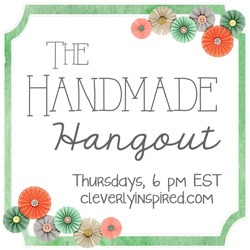 Handmade Hangout Link Up Party (2)