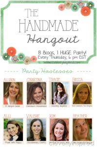 Handmade Hangout #4 and Features