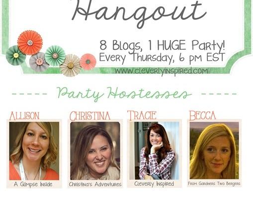 Handmade Hangout 5-21-15