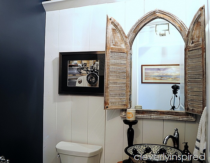 DIY shiplap @cleverlyinspired (11)