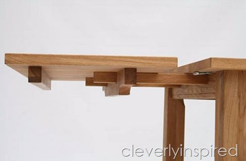 table extension @cleverlyinspired