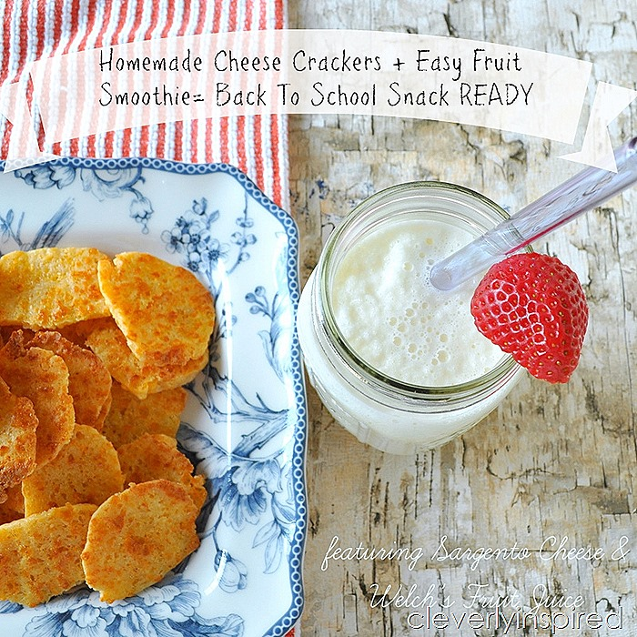 Homemade cheese crackers @cleverlyinspired (4)cv