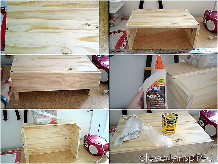 diy printer cover @cleverlyinspired (10)