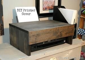 DIY Printer Cover