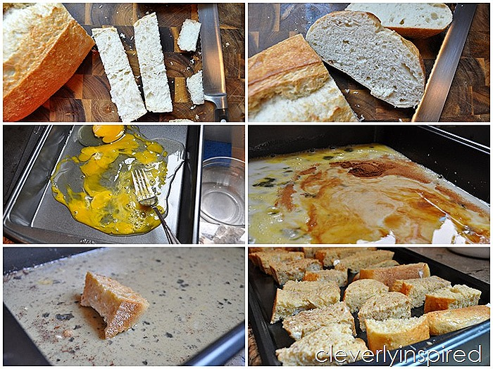 make ahead french toast sticks @cleverlyinspired (5)
