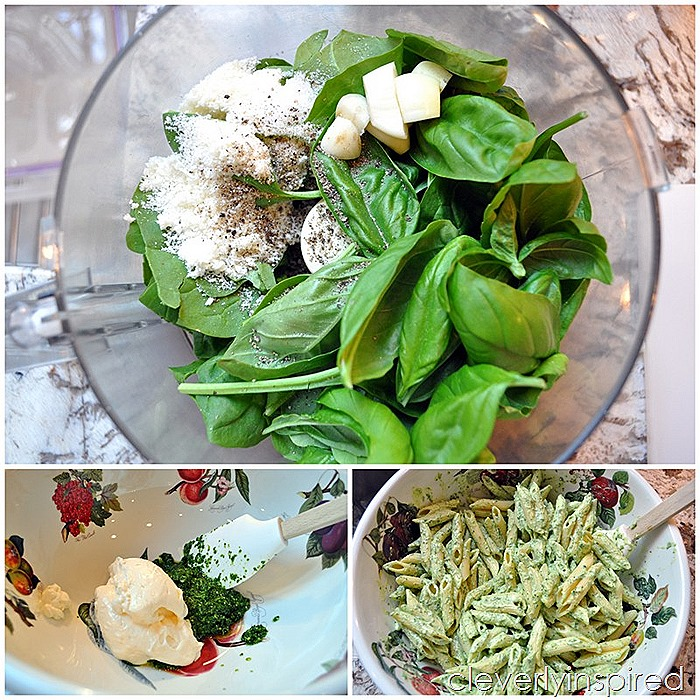 pesto pasta salad @cleverlyinspired (1)