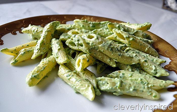 pesto pasta salad @cleverlyinspired (6)