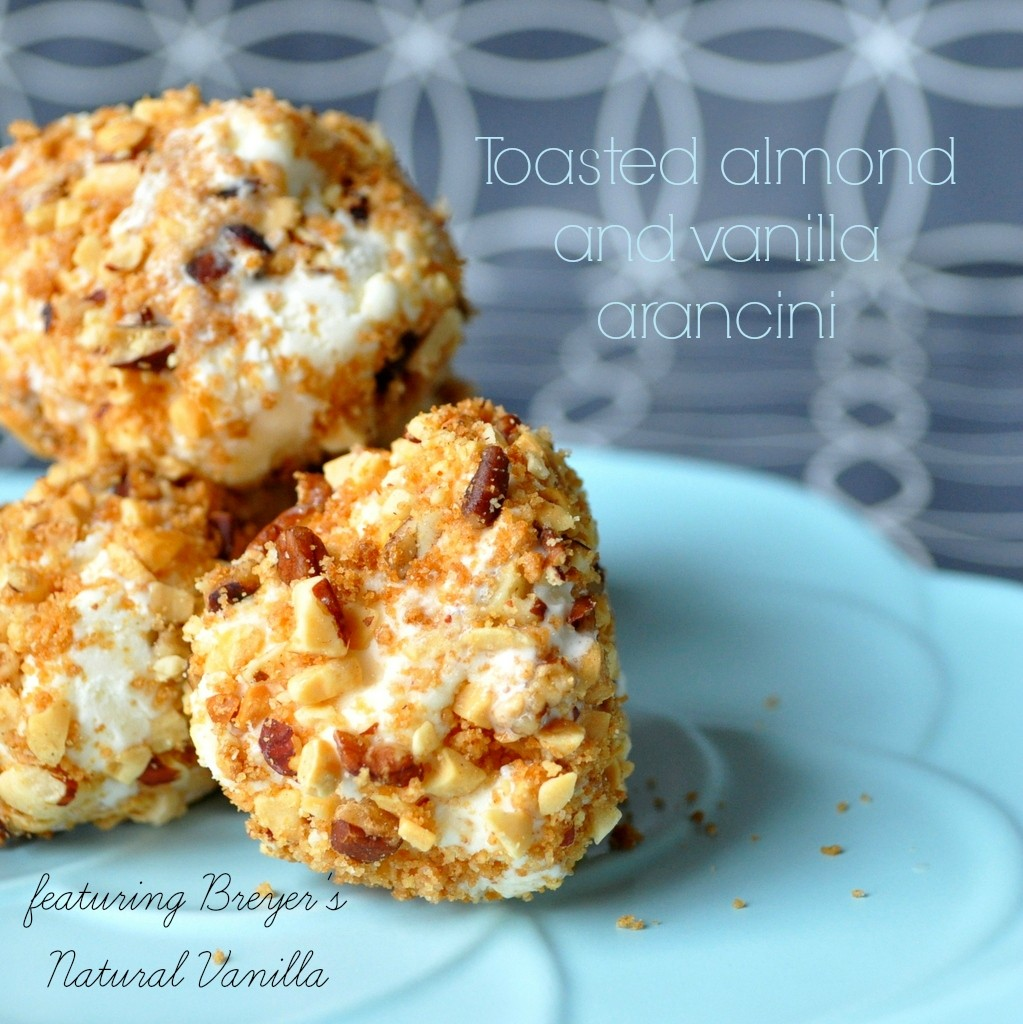toasted nuts ice cream ball dessert @cleverlyinspired (4)revised