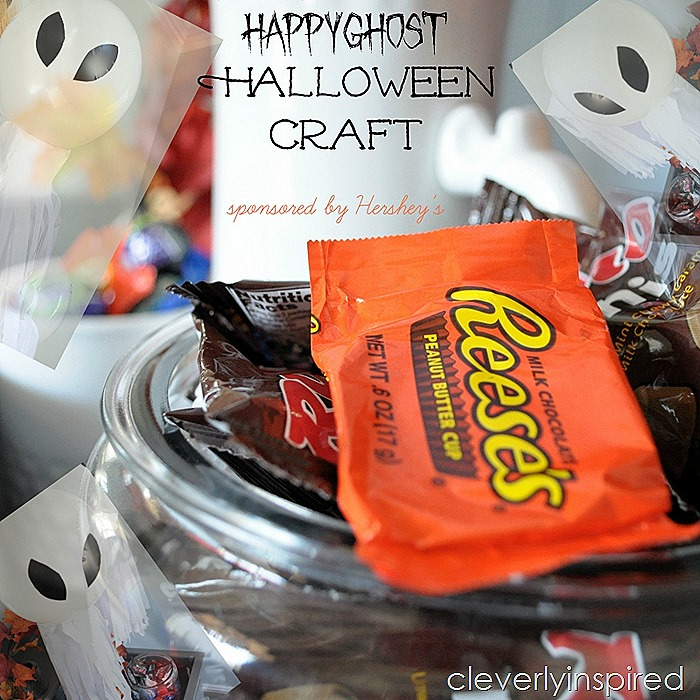 ghost halloween craft @cleverlyinspired (5)