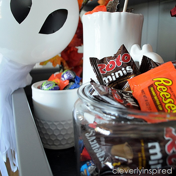 ghost halloween craft @cleverlyinspired (6)