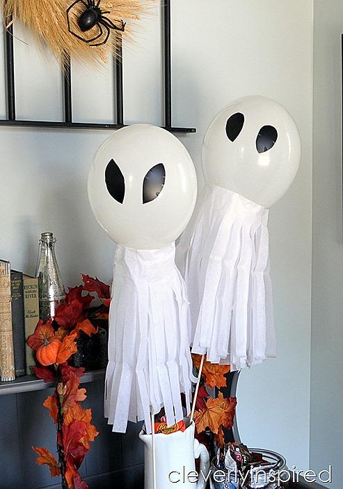 ghost halloween craft @cleverlyinspired (7)
