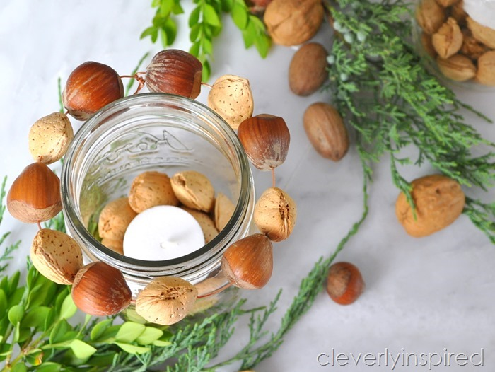 DIY votive with Nuts @cleverlyinspired (1)