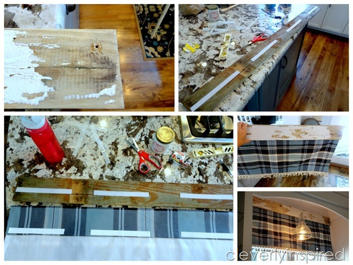 Easy no sew interchangeable valance @cleverlyinspired (2)