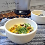 #theHolidayBox Quiche in a Cup recipe