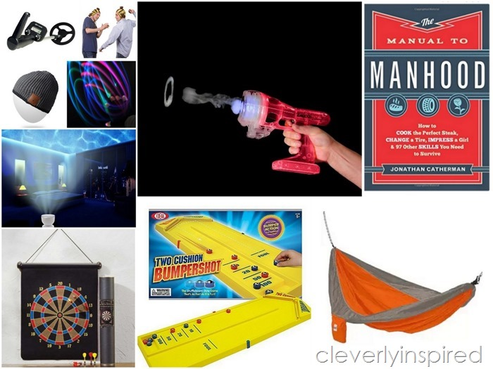 10 teen boy gift ideas @cleverlyinspired
