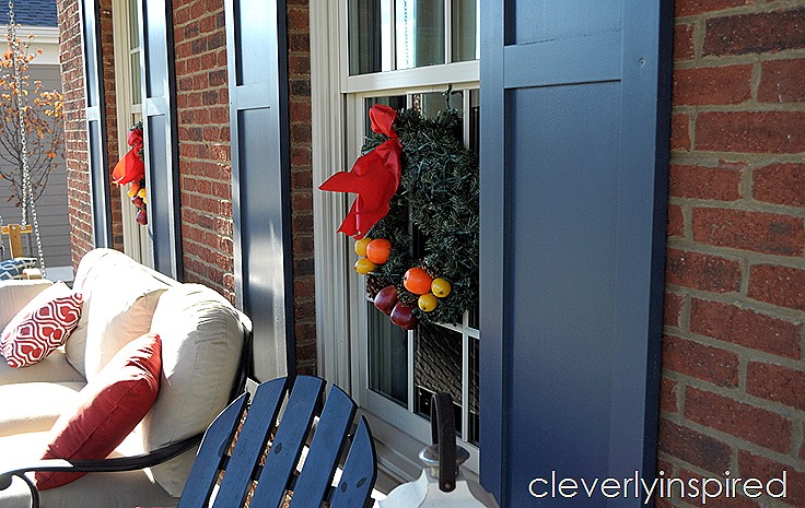 DIY large Christmas sign $10 @cleverlyinspired (15)
