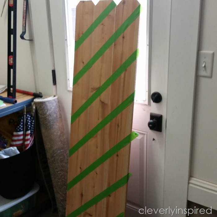 DIY large christmas sign @cleverlyinspired (4)