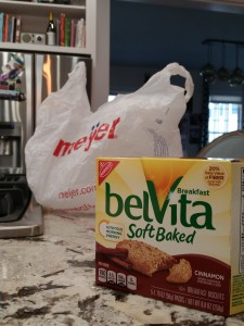 Meijer & belVita makes mornings easy!