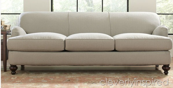 Affordable Deep Down Sofas Cleverly