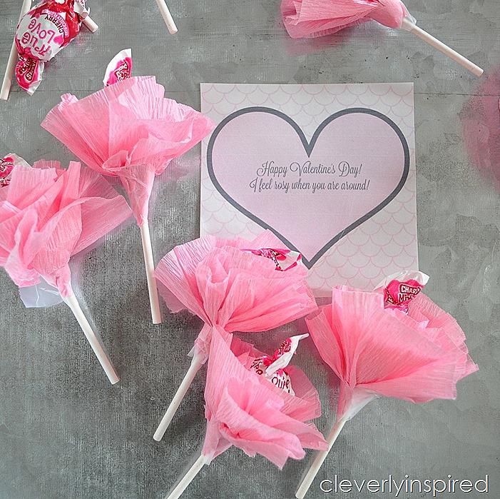 flower lollipop valentine @cleverlyinspired (2)