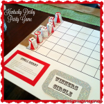 DIY Horse Racing Game (Derby Party Game)