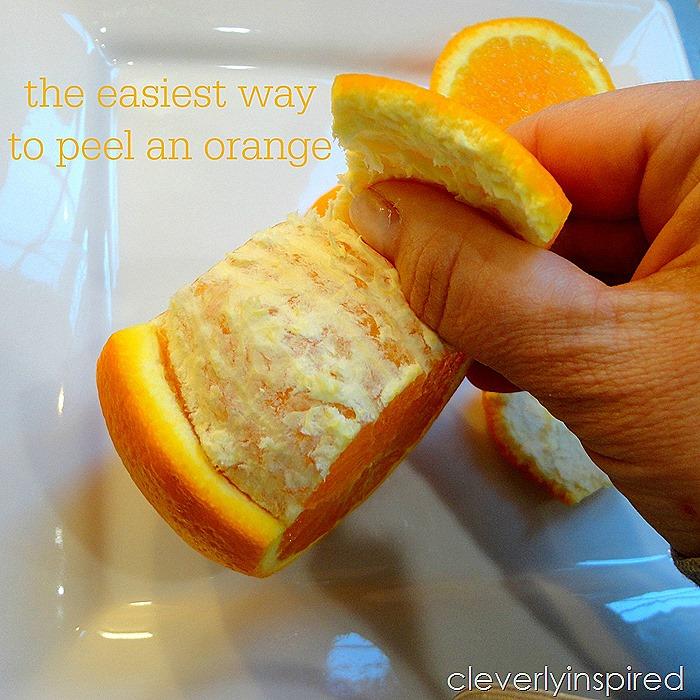easiest way to peel and orange @cleverlyinspired (3)
