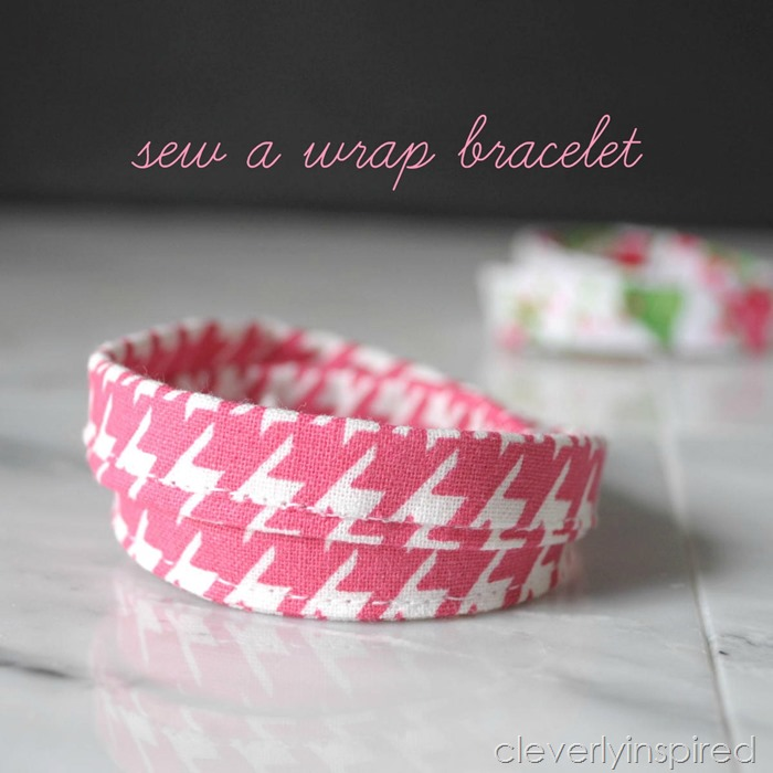 sew a wrap bracelet @cleverlyinspired (3)