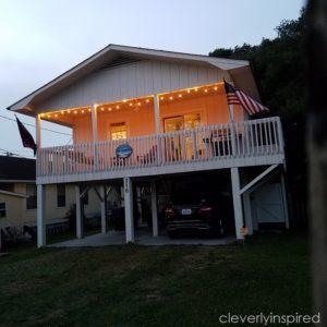 Beach house update…