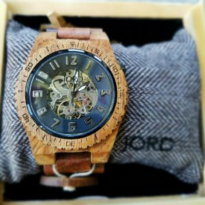 Wood Watch…perfect Father's Day gift