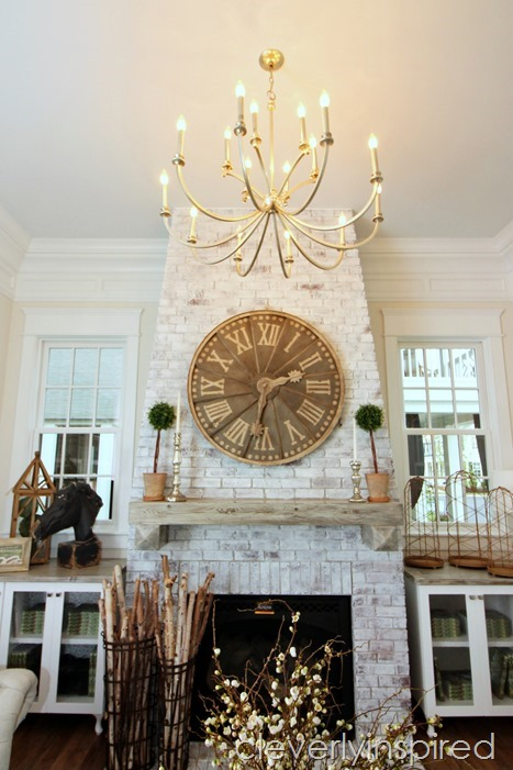 #homearamahouse15 Family room @cleverlyinspired (2)
