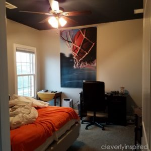 Teen Boy Room Design Plan