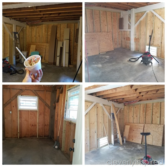 converting storage room to family space @cleverlyinspired (6)