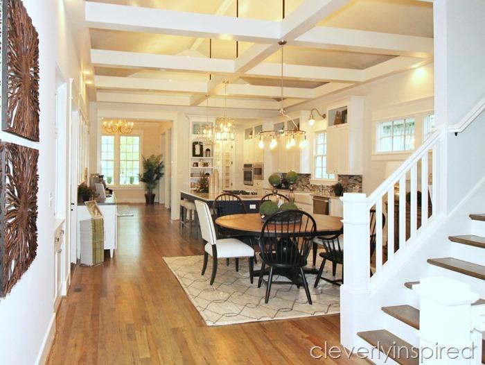 modern farmhouse kitchen #homearamahouse15 (5)