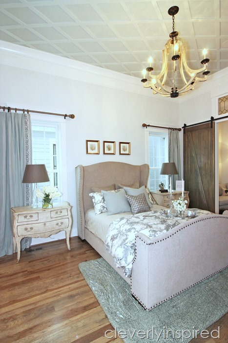unique master bedroom #homearamahouse15 @cleverlyinspired (7)