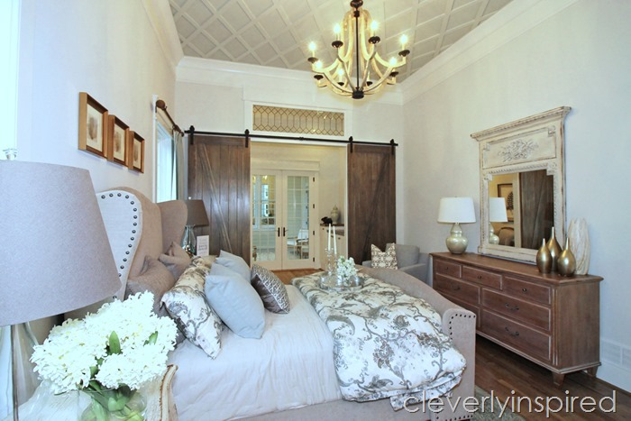 unique master bedroom #homearamahouse15 @cleverlyinspired (8)
