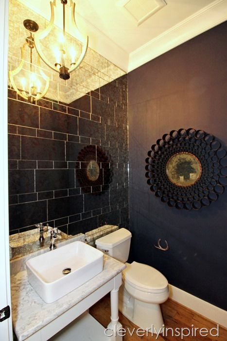 bathroom design @cleverlyinspired (1)