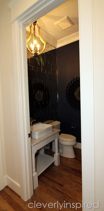 bathroom design @cleverlyinspired (2)
