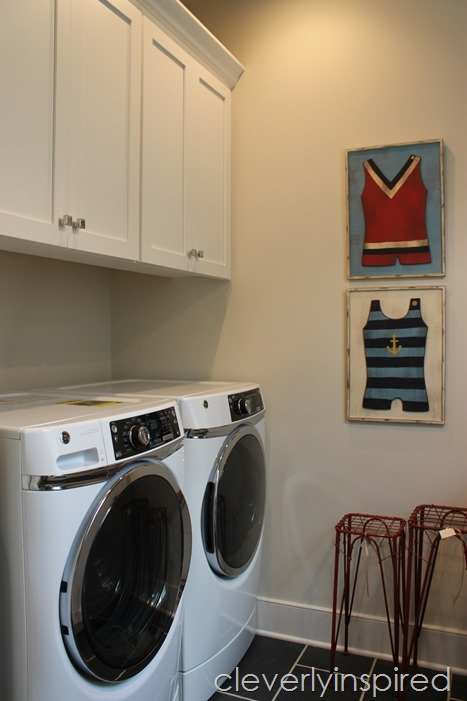 farmhouse laundry room @cleverlyinspired (3)